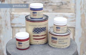 American Paint Company Products