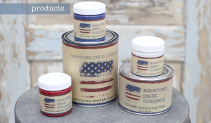 Chalk, Clay and Mineral Based Paint – Only the best for you!