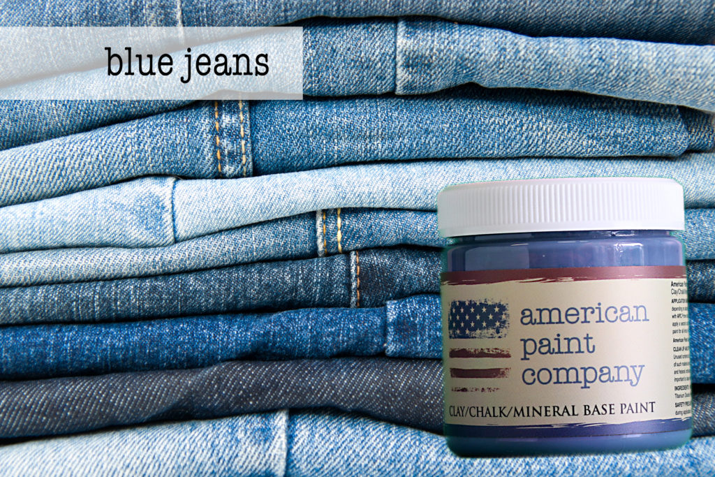 Bluejeans American Paint Company