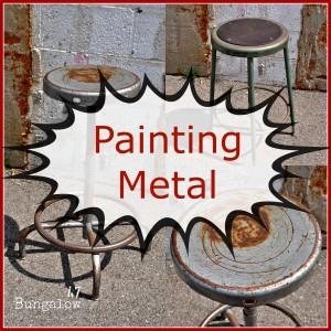Painting Metal
