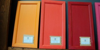 Orange Paint, Coral Paint, Red Paint – Great Color Choices from the American Paint Company