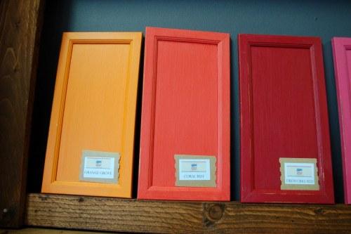 Orange Paint Coral Paint Red Paint Great Color Choices