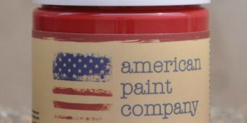American Paint Company – 30 Colors until tomorrow…