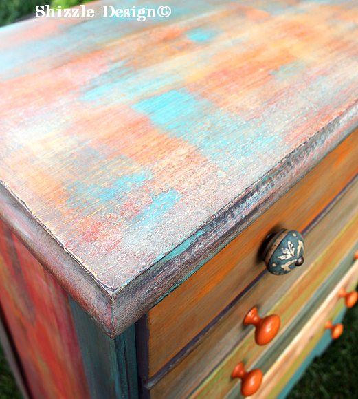 Patchwork-painteddresser-Shizzle-Design-Grand-Rapids-Michigan-chalk-clay-paints-paintedfurniture-best-colors-ideas-americanpaintcompany-11-1