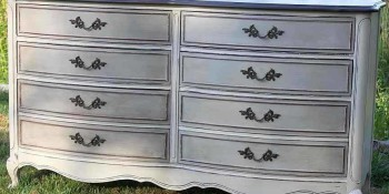 Painted Furniture – Curvy Dressers