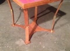 Painted Furniture – Portable Table