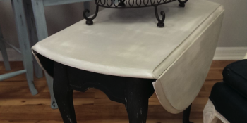 Fixing Painting Problems – A Naughty Table