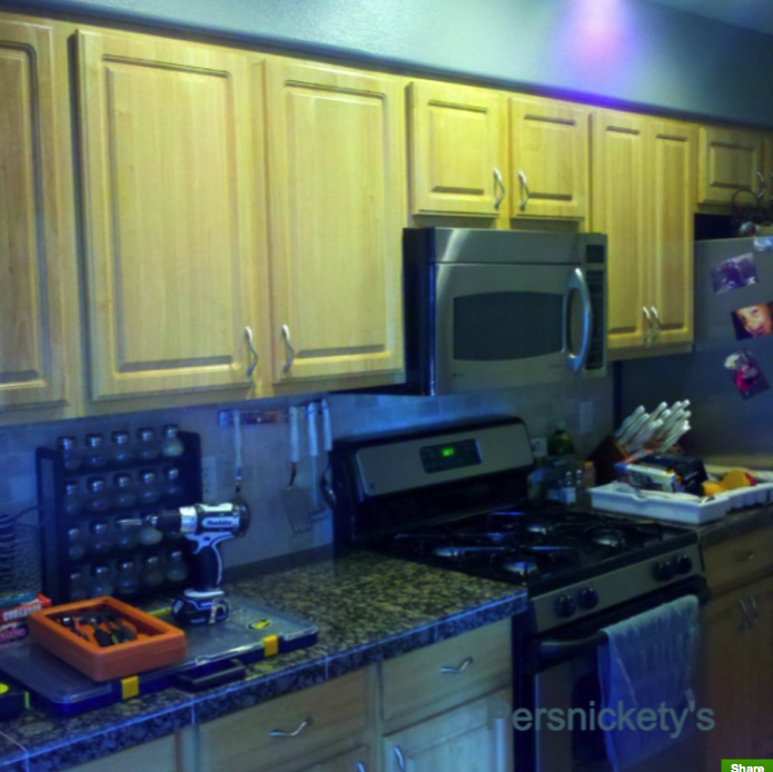 eco friendly paints to transform your kitchen cabinets - Eco Kitchen Cabinets