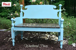 Transforming Furniture - From Bed Frame to Bench - American Paint Company