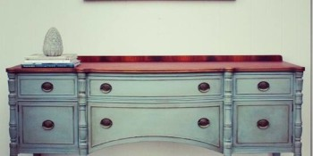 Makeover Monday – A Beautiful Buffet