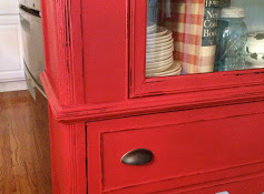 Giving Tired Furniture a New Life – A China Cabinet