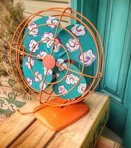 kelly's fan