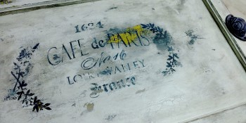 Painting Furniture Using All Natural Chalk and Clay Paint