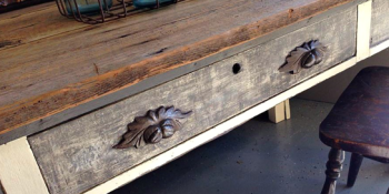Reclaimed Wood and American Paint Company