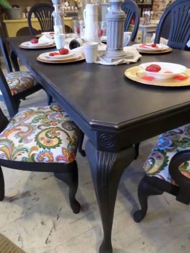 Bricolage table 1
