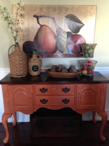 Larkspur Interiors buffet