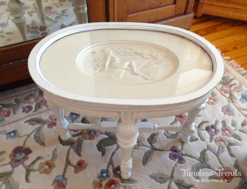 Timeless Trends coffee table