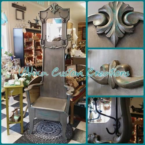 UNika Custom Creations LLC Hall Tree