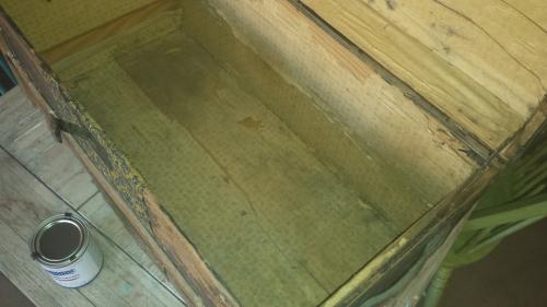 gumm trunk before inside