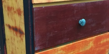 Santa Fe Dresser!