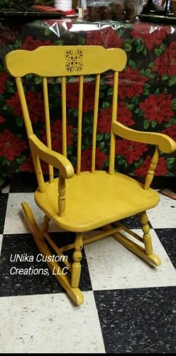 Nika Hipsher, UNika Custom Creations, LLC - Vintage Velvet