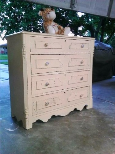 Patty Henning - Fabulous Finishes LLC - finished dresser