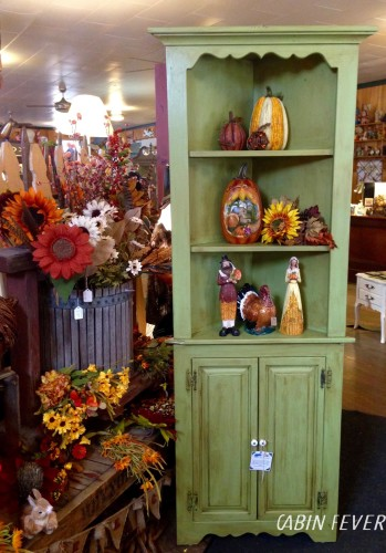 Cabin Fever Antiques & Collectables NC, DW
