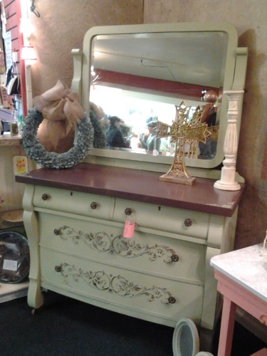 Double Take Decor - Nana's Cupboard and Wild Horses