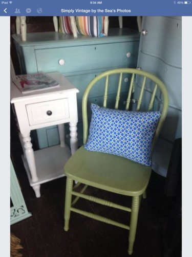 Simply Vintage by the Sea - Nana's Cupboard