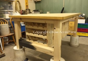 With American Paint Company Products Farm Tables are Farm Fresh
