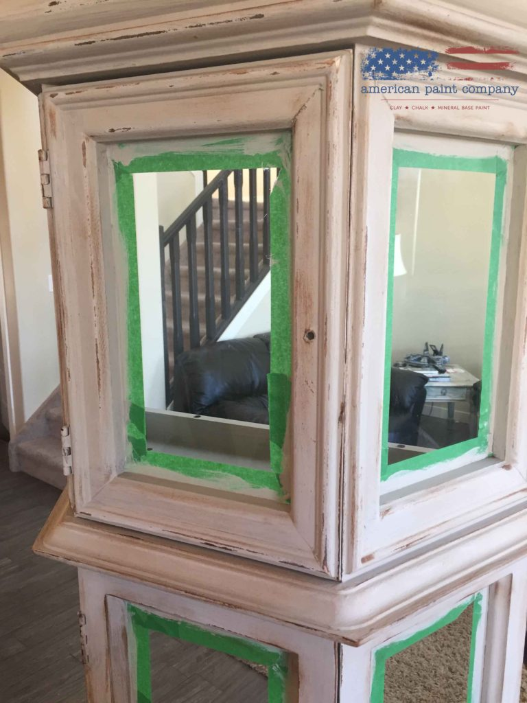 Painted, Sealed & Finished with Love by American Paint Company