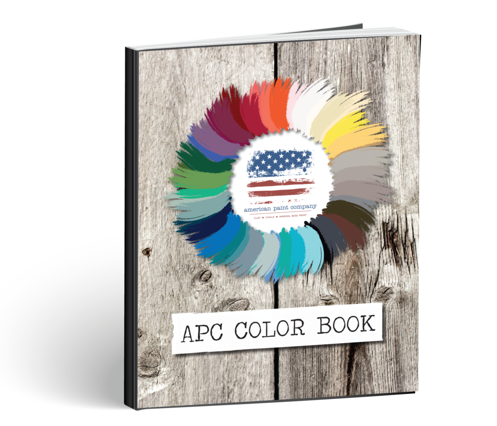 American Paint Company\'s Color Book - American Paint Company