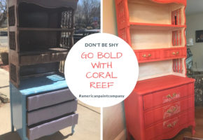 Don't Be Shy, Go Bold with Coral Reef