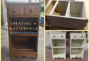 Creating a Masterpiece with American Paint Company